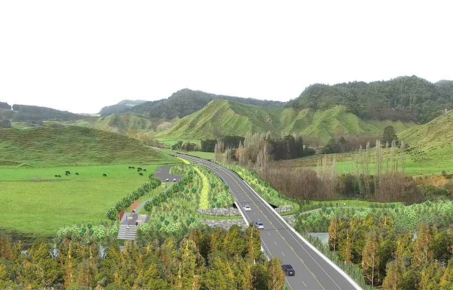 Awakino Tunnel bypass scheduled