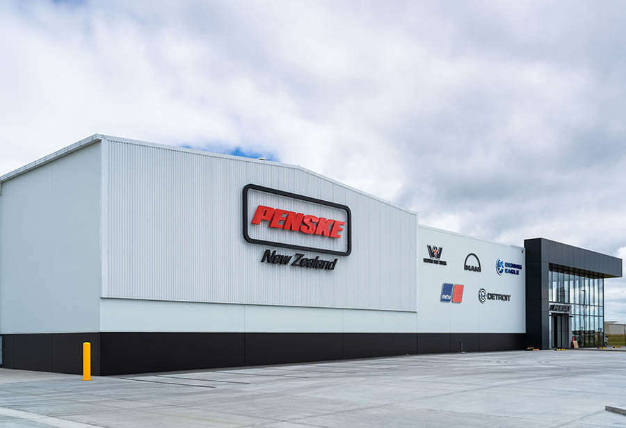 Penske goes big down South