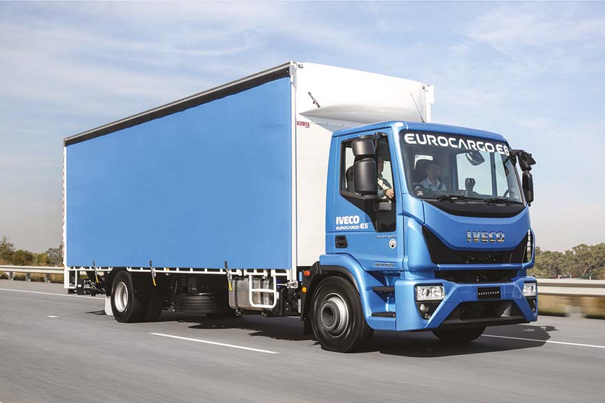 New Eurocargo engine, AMT options