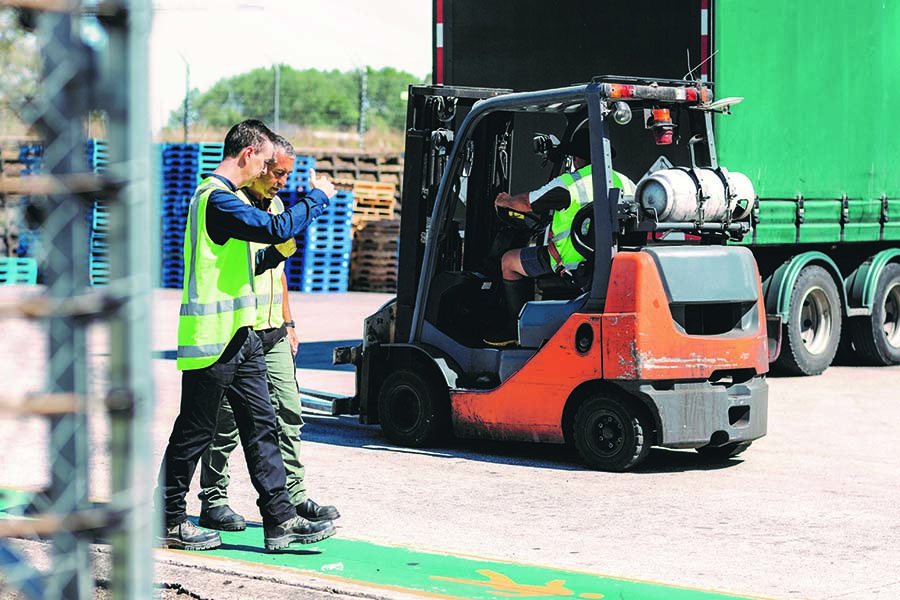 WorkSafe focuses on safety around vehicles